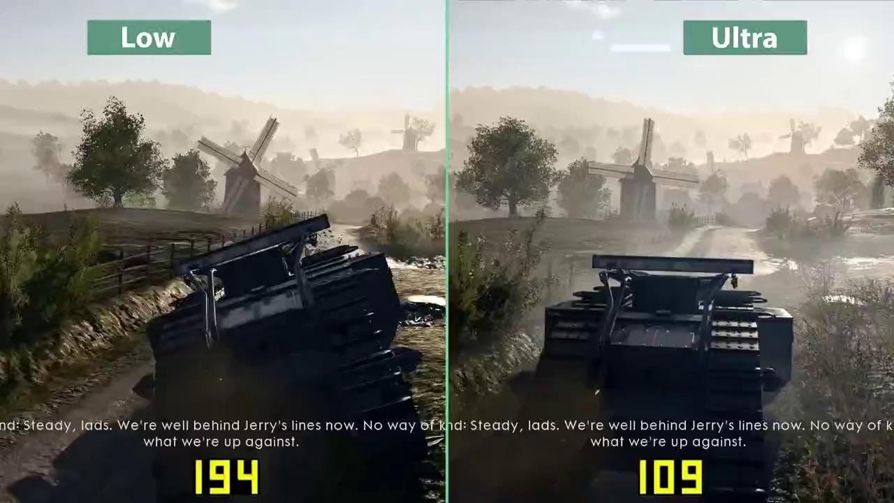 Game thủ máy yếu chớ lo, Battlefield 1 mức thấp nhất trông vẫn... đẹp chán - ảnh 2