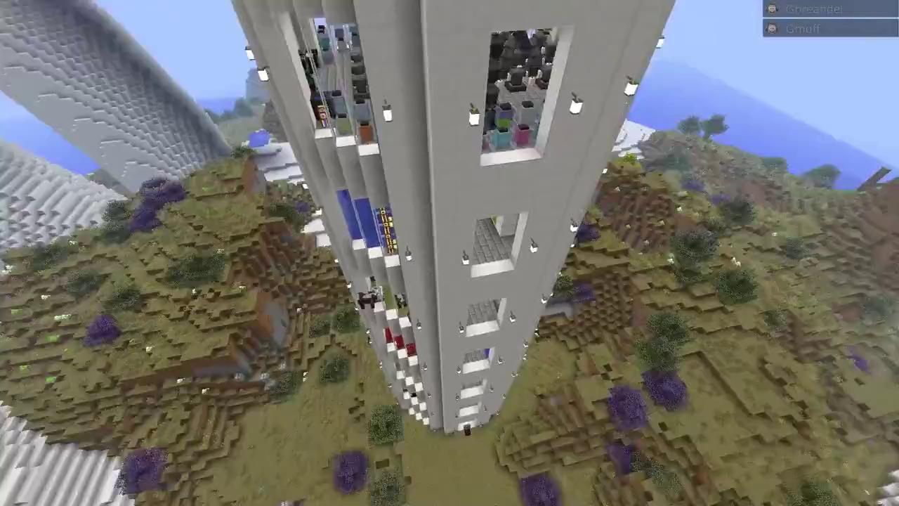 Chiêm ngưỡng tuyệt tác hình bàn tay người trong Minecraft, mất 80 tiếng để xây dựng