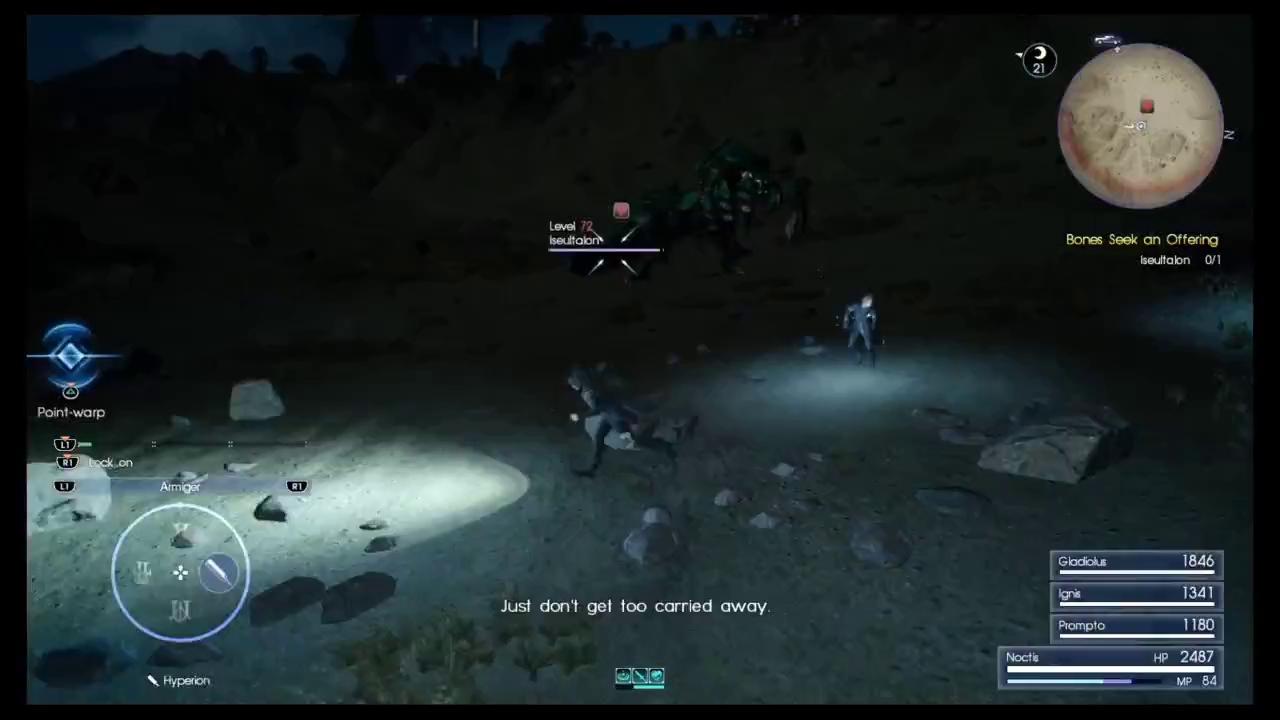 Kinh ngạc với game thủ phá đảo Final Fantasy XV ở level 1, còn không thèm dùng item - ảnh 4