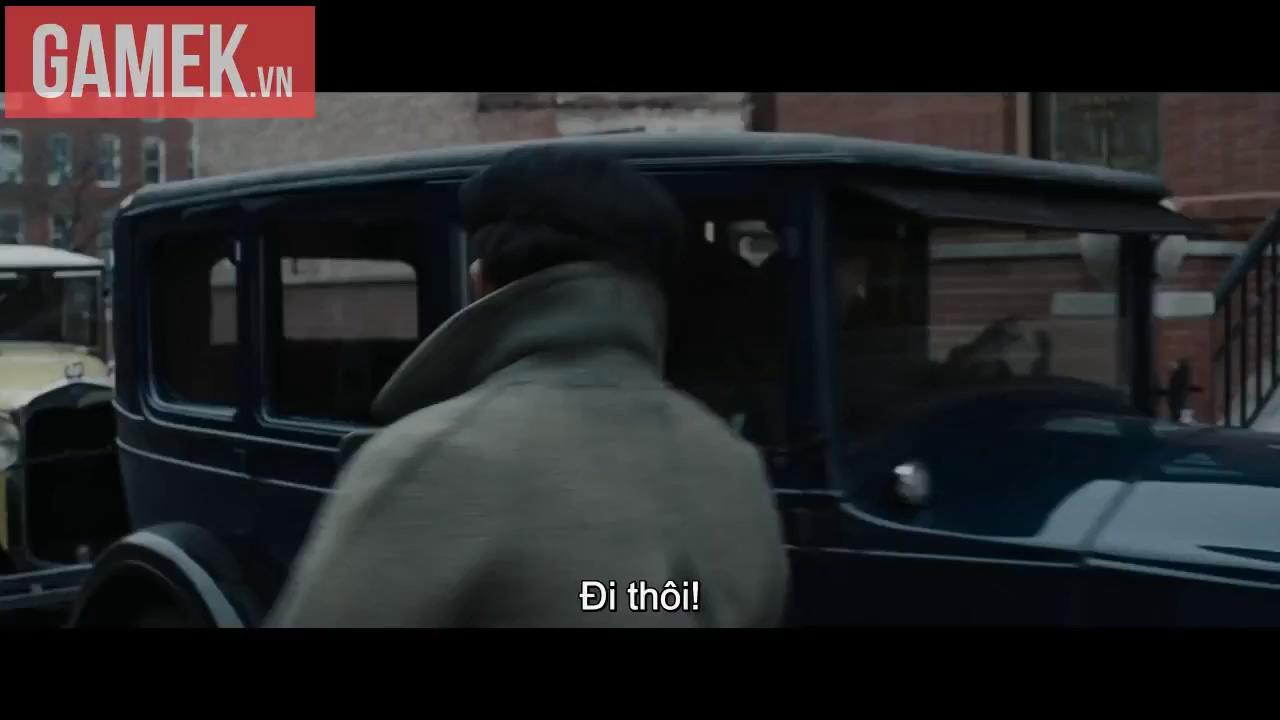 Lộ cảnh quay hành động của Batman - Ben Afflleck trong vai trùm tội phạm mới - ảnh 3