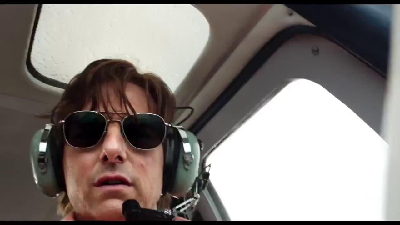 American Made - Tựa phim về trùm buôn ma túy mới của Tom Cruise