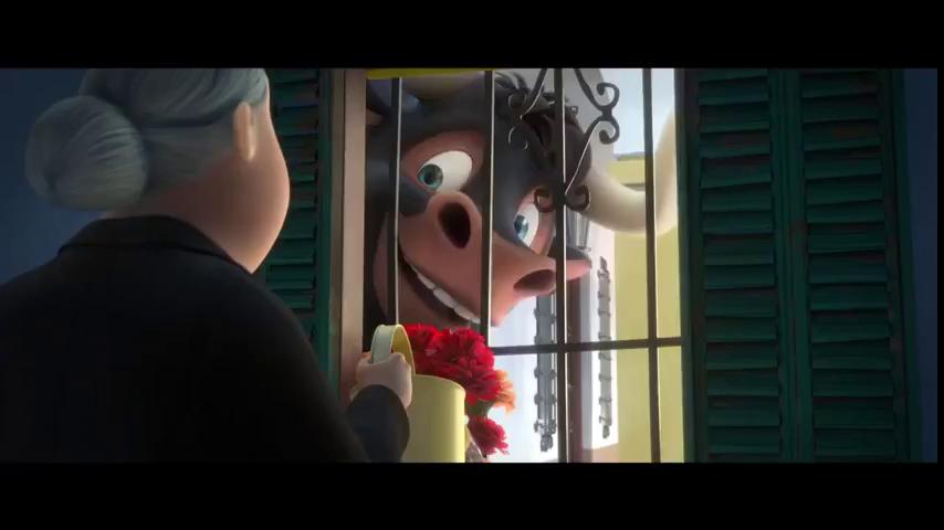 Cùng tìm hiểu về chú bò Ferdinand ngộ nghĩnh trong tựa phim hoạt hình mới - ảnh 10