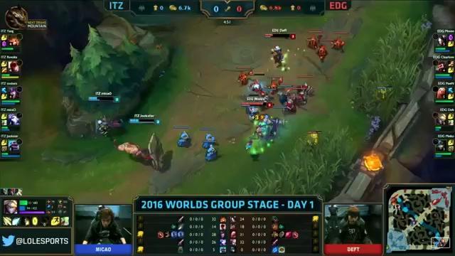 LMHT: Thật không thể tin nổi, nhà vô địch Trung Quốc thua sấp mặt trước đại diện Wildcard như thế này đây!