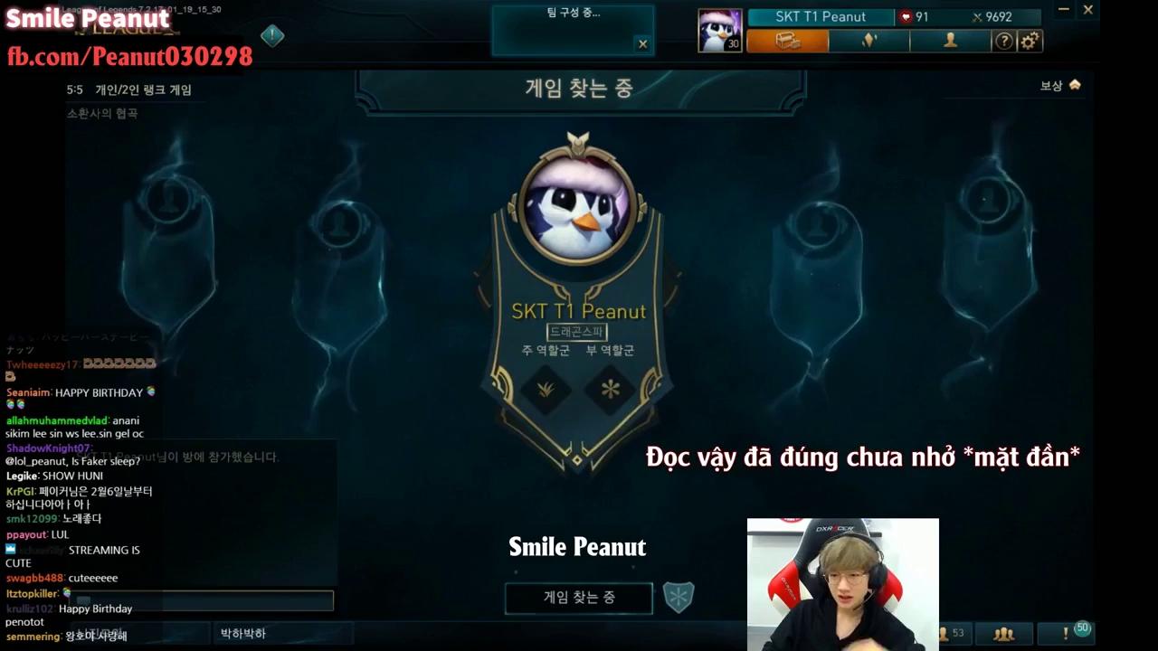 Đang stream trên Twitch thấy fan comment Xin Chào, siêu sao SKT T1 tập đọc Tiếng Việt luôn trước hàng chục nghìn người
