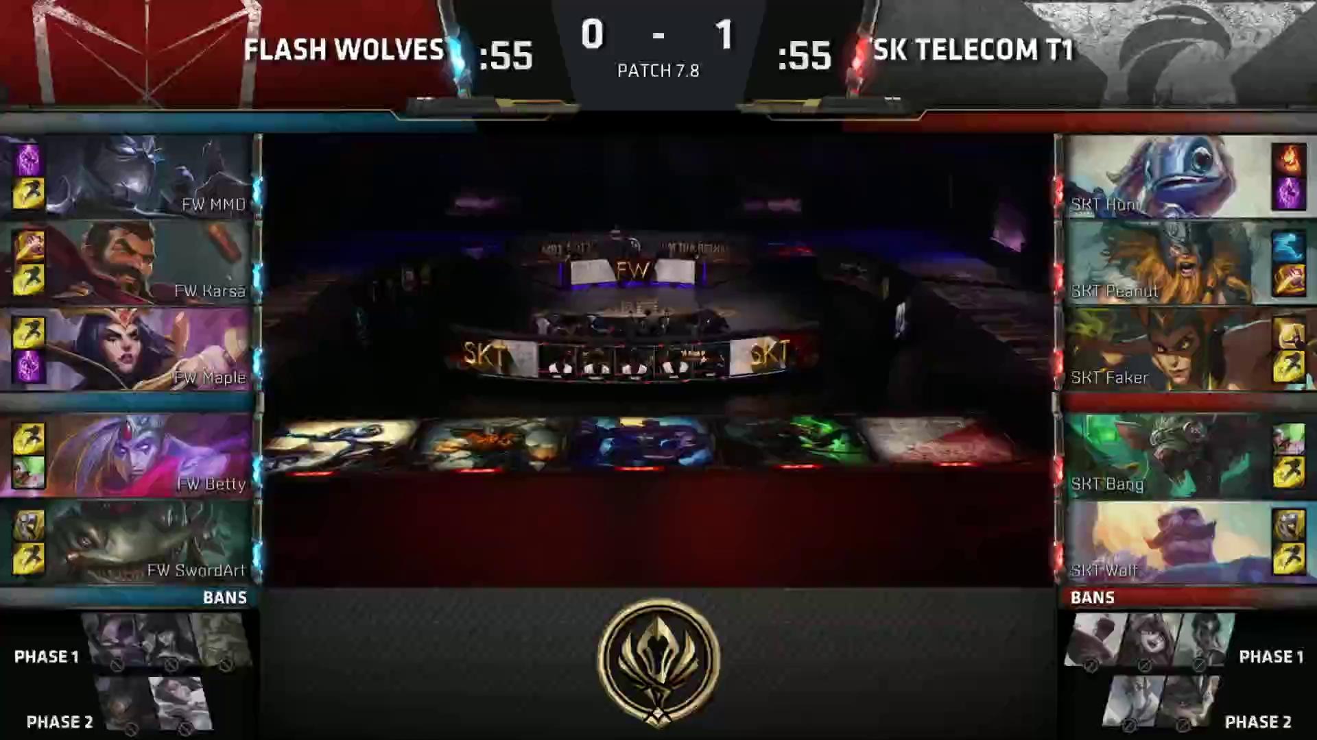 Xem màn huỷ diệt của SKT T1 trước Flash Wolves, thế mới biết đội tuyển LMHT Việt Nam đánh hay như thế nào
