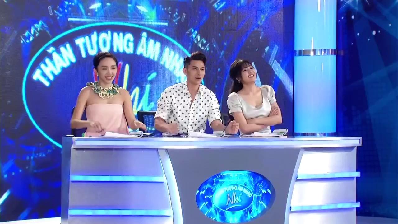 Vietnam Idol nhí: Phần thi của Mai Chí Công