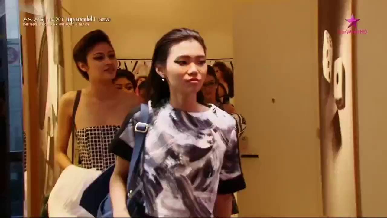 Asia's Next Top Model: Top 6 về nhà chung sau tập 8