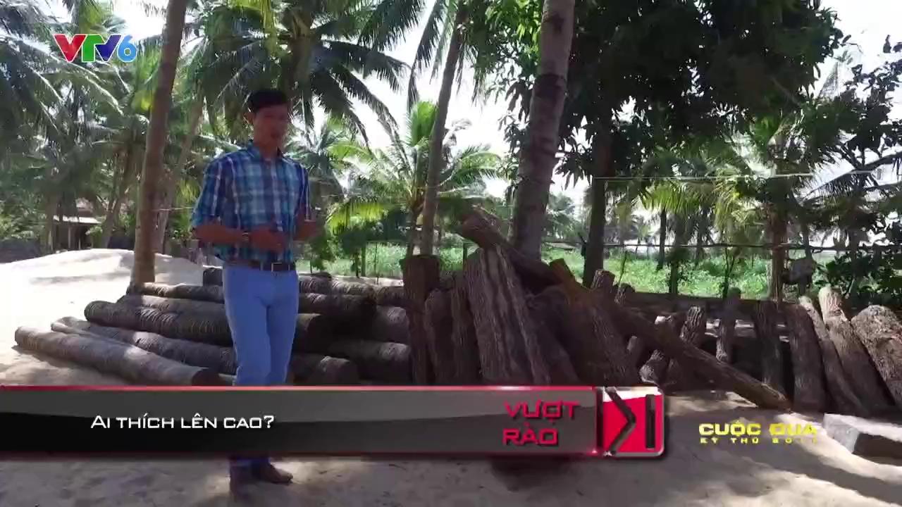 Cuộc đua kỳ thú: Thử thách leo cây hái dừa