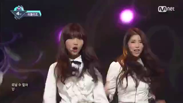 "M! Countdown: ""Destiny"" - Lovelyz"