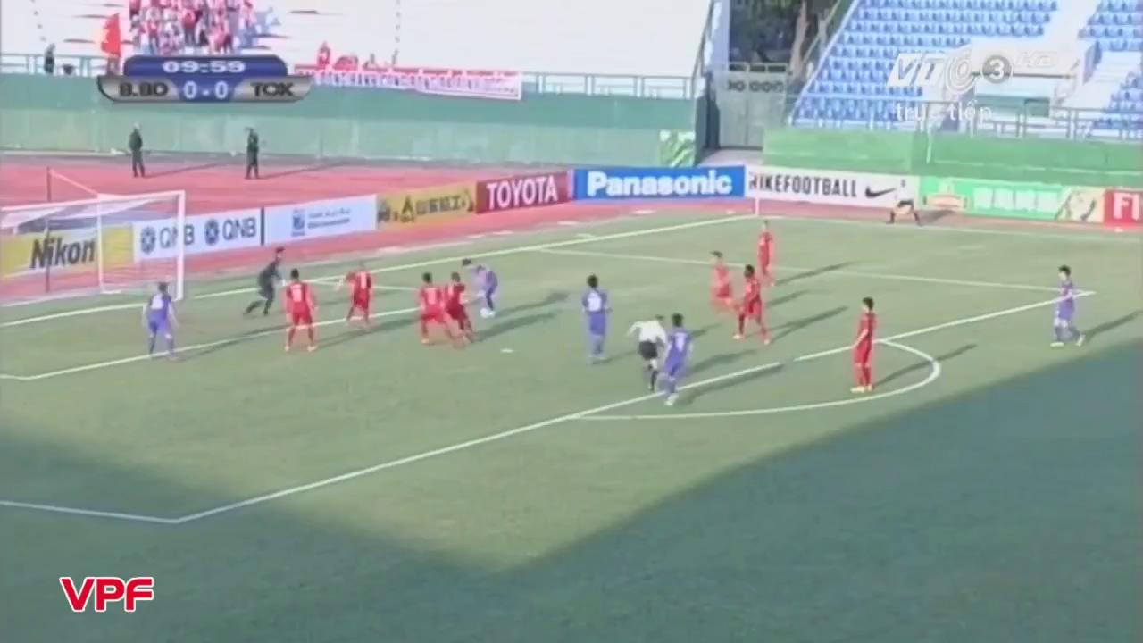 AFC Champions League: Becamex Bình Dương 1-2 Tokyo FC