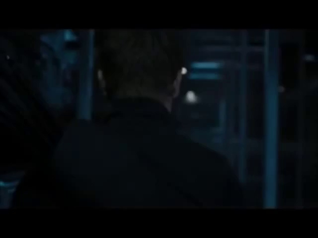 Trận chiến giữa Hawkeye và Black Widow