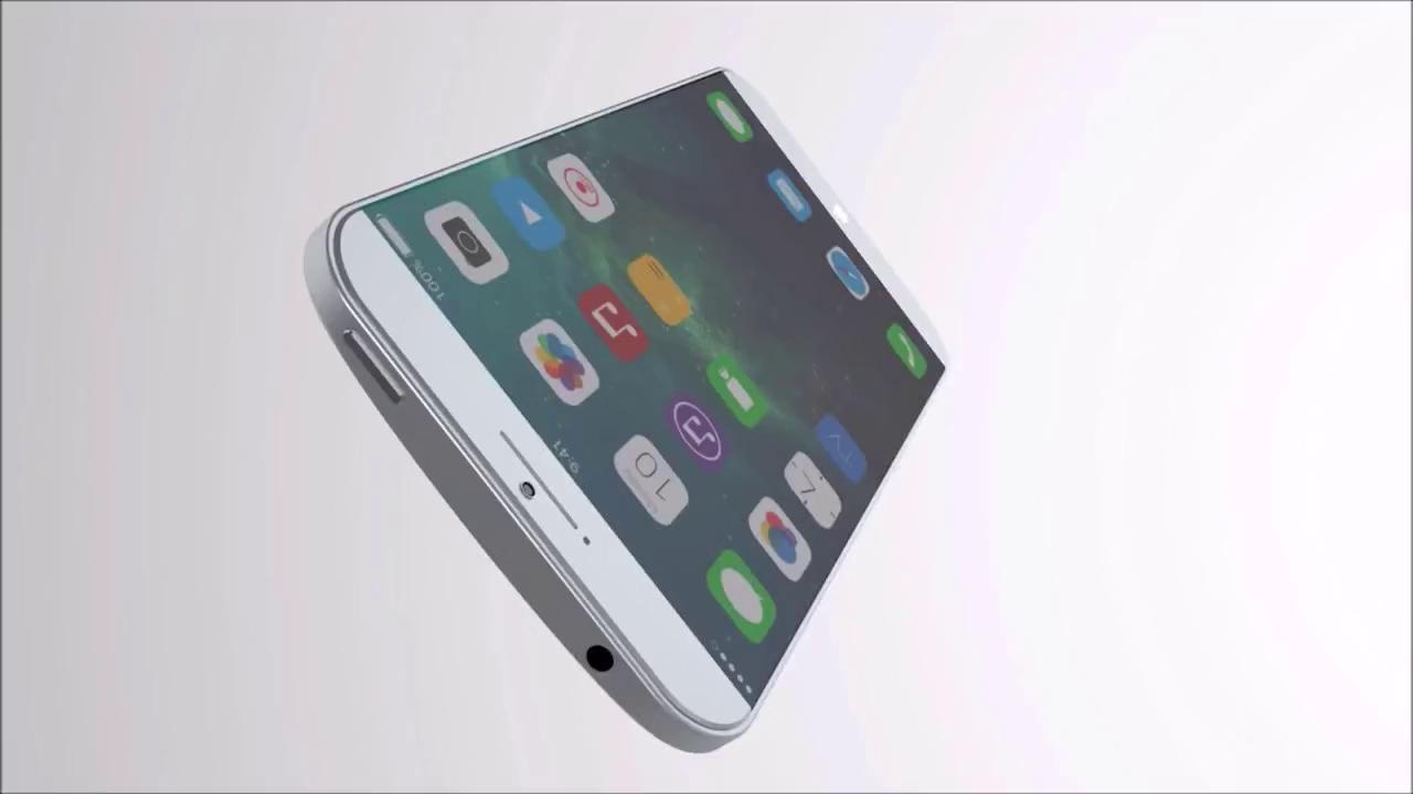 Concept iPhone 7 màn hình 3K chạy iOS 10
