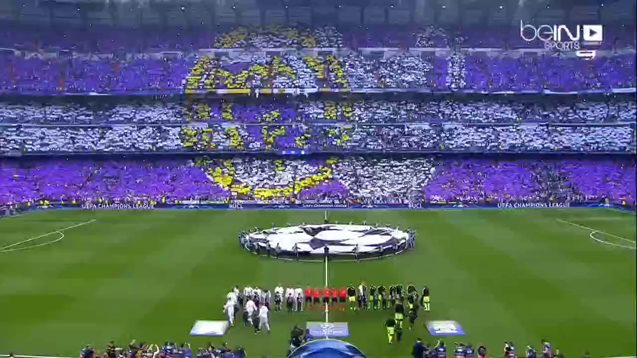 Bán kết CL 2015/16: Real Madrid 1-0 Man City