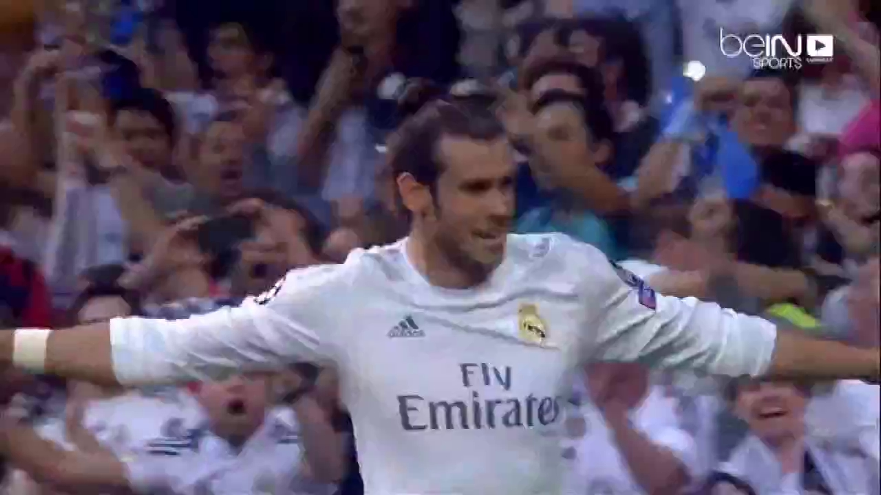 """Bàn thắng """"rùa"""" của Gareth Bale đưa Real Madrid vào chung kết Champions League"""