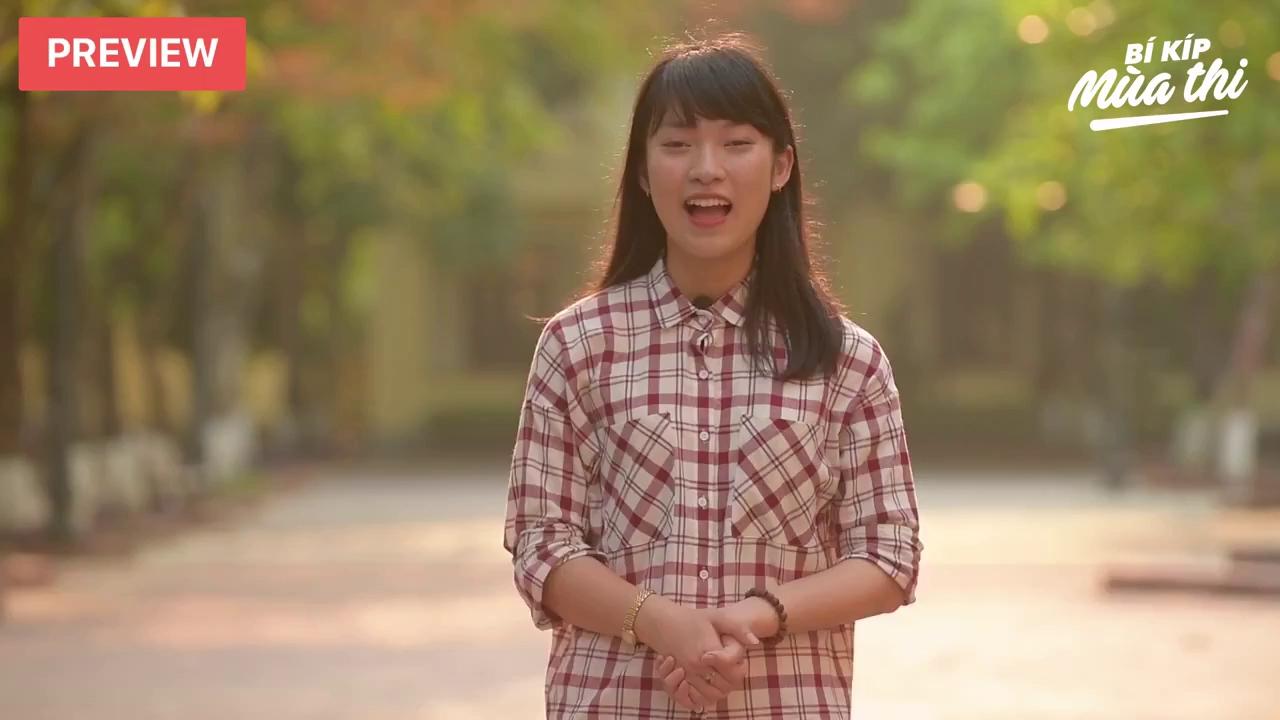 Trailer clip Khánh Vy hướng dẫn phần Ngữ âm trong bài thi Tiếng Anh