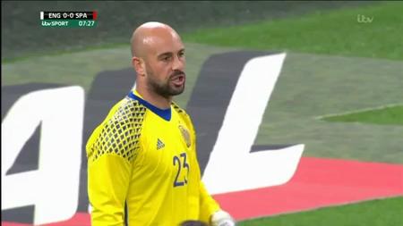 Ngược dòng kịch tính, Tây Ban Nha chia điểm Tam sư ở Wembley