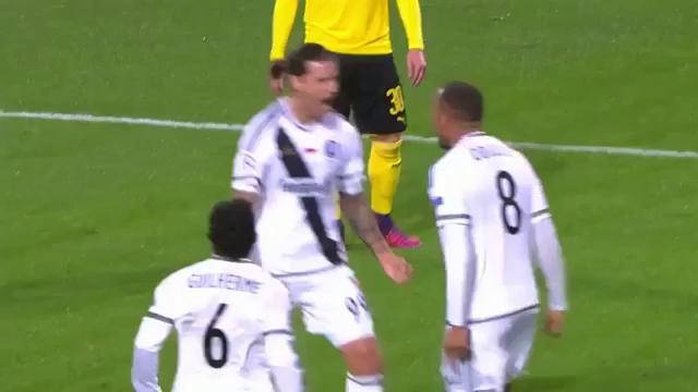 Dortmund và cơn mưa bàn thắng lịch sử ở Champions League