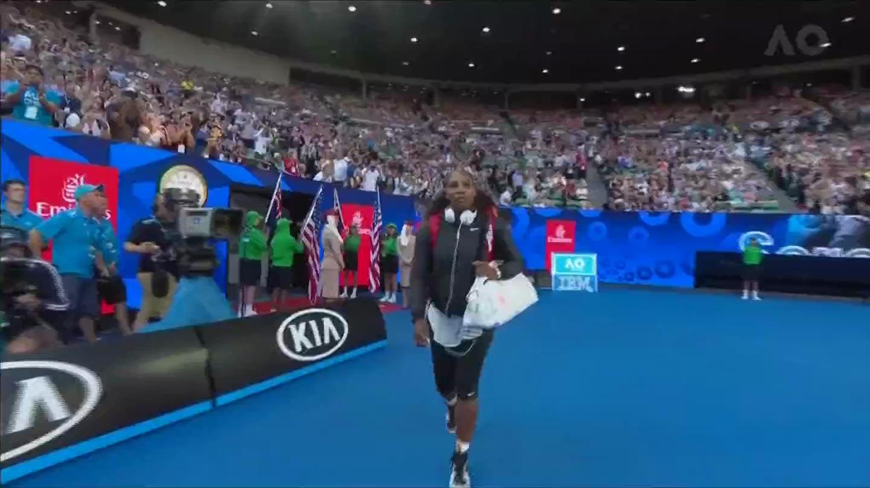 Thắng chị ruột Venus, Serena Williams giành danh hiệu Grand Slam thứ 23