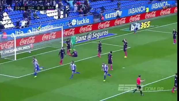 Gục ngã ở Riazor, Barcelona dâng ngôi đầu cho Real