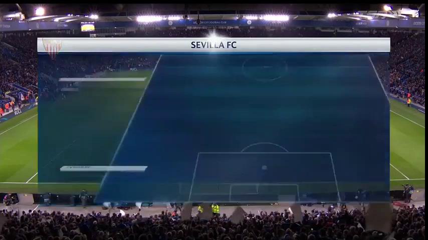 Đánh bại Sevilla, Leicester City gây sốc Champions League