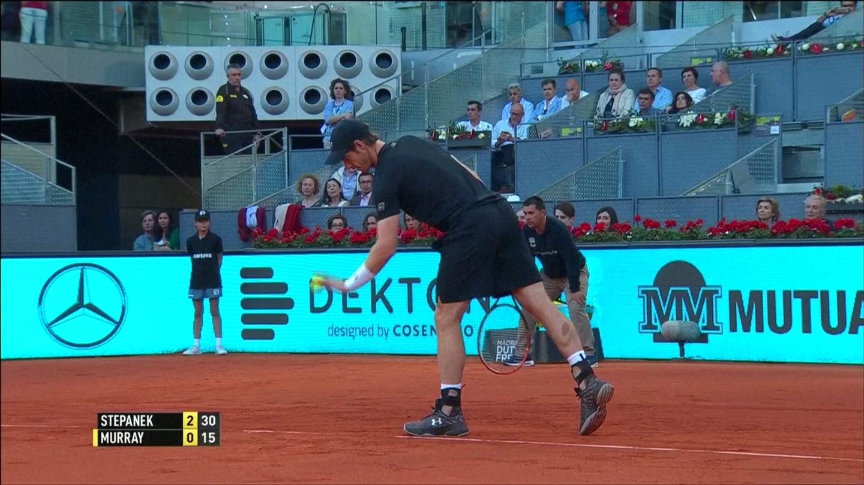 Xem Nadal, Murray khởi đầu ấn tượng tại Madrid