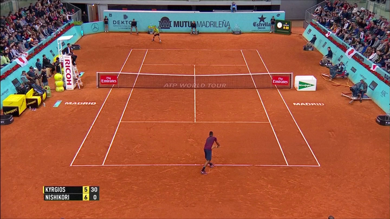 Đại chiến Nishikori - Djokovic, Murray - Nadal ở Madrid Masters