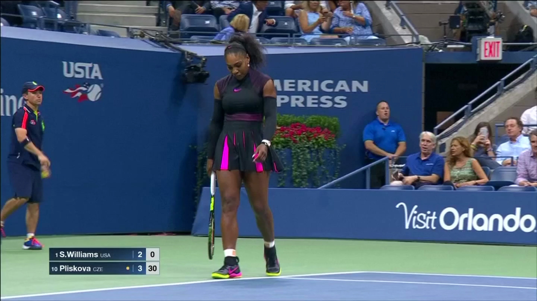 Serena gục ngã, mất ngôi số 1 thế giới về tay Kerber