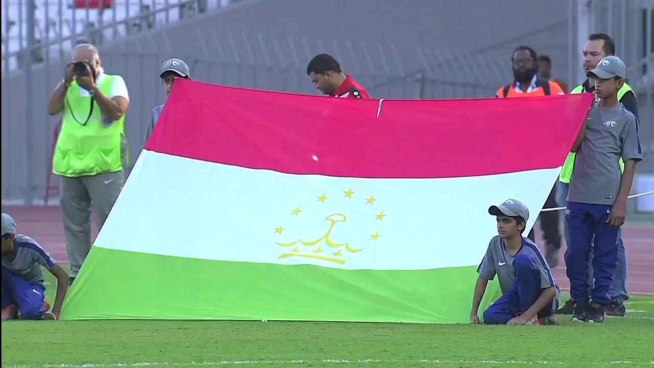 U19 Nhật Bản 4-0 U19 Tajikistan