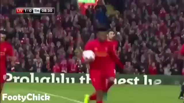 Liverpool 2-1 Tottenham (vòng 1/8 League Cup)