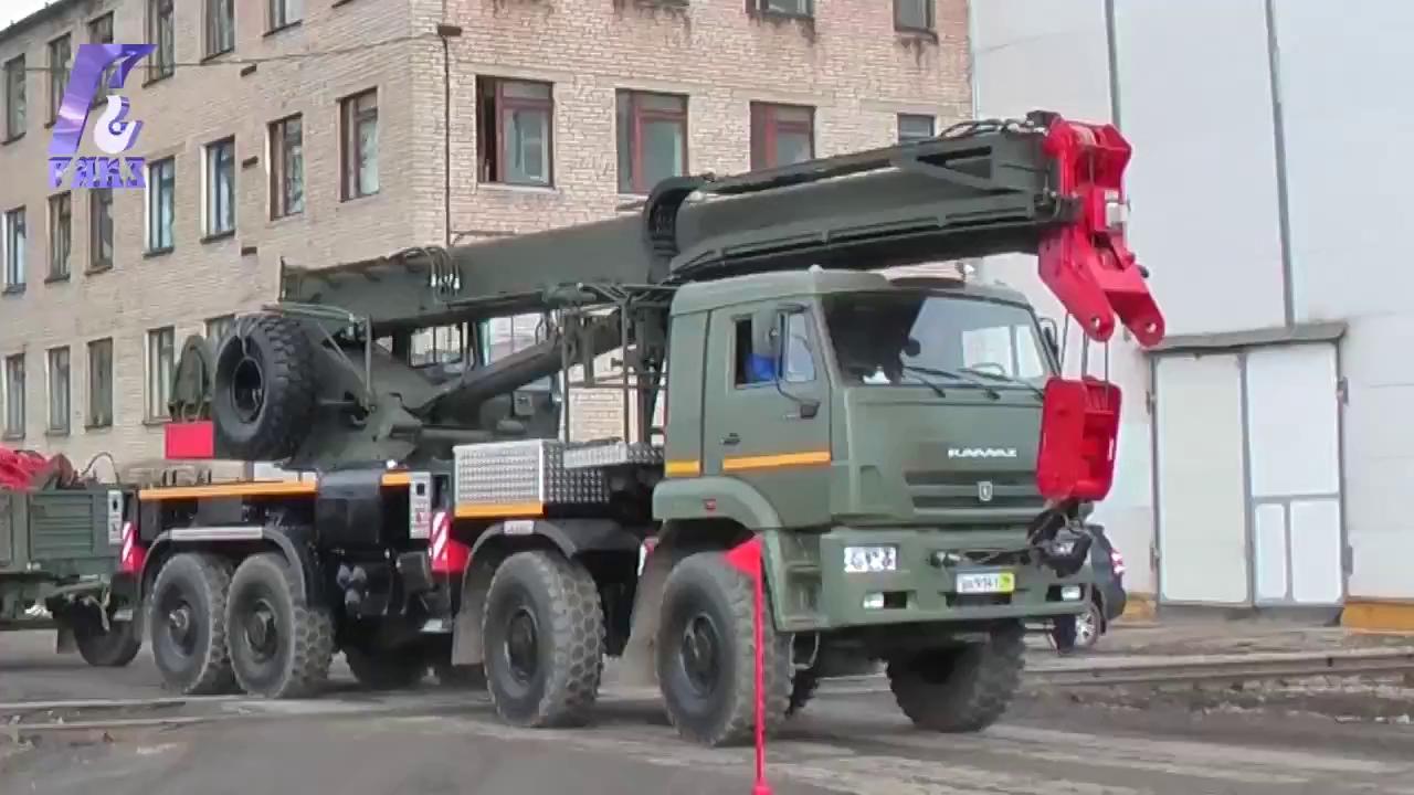 Giới thiệu phương thức hoạt động của máy xây dựng USA-2