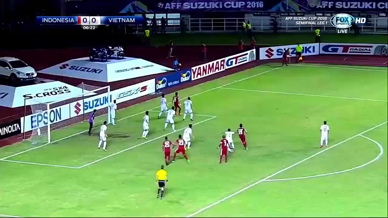 AFF Cup: Indonesia 2-1 Việt Nam