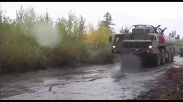 """Quân khu Trung tâm Nga khai hỏa """"rồng lửa"""" S-400"""