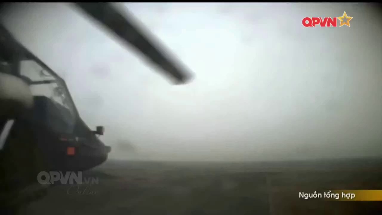 Những sát thủ diệt tăng từ trên không. Nguồn: QPVN