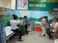 Đà Nẵng: Đổ xô đi tiêm phòng sởi