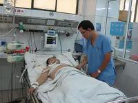 Cứu sống 2 bệnh nhân bị nhồi máu cơ tim cấp