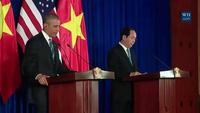 """Tổng thống Obama nói """"xin chào"""" bằng tiếng Việt"""