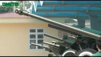 """Cận cảnh """"kho"""" súng, pháo đa quốc gia trong Bảo tàng vũ khí Việt Nam"""