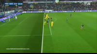 Juventus vượt qua Frosinone