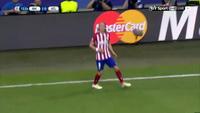 Tình huống Pepe ăn vạ khi đối diện với Filipe Luis