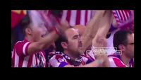 Nhìn lại khoảnh khắc những người Atletico Madrid rơi nước mắt
