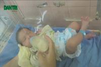 Thương bé trai 1 tuần tuổi bị mẹ bỏ rơi tại BV Trung ương Huế