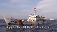 """MV """"Thề giữ yên biển đảo quê hương"""""""