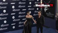 Jolie đẹp đôi bên Brad Pitt