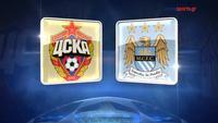 CSKA Moscow 2-2 Manchester City: Tấn bi kịch cho thầy trò Pellegrini