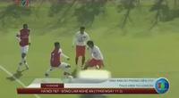 Clip giới thiệu về thành viên U19 Việt Nam trên báo Anh