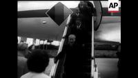 Bác Hồ đến thăm nước Đức năm 1957