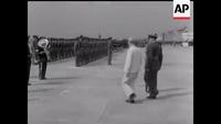 Bác Hồ đến thăm Ấn Độ năm 1958
