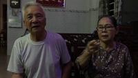 Nghẹt thở giải cứu 2 cụ già bị gã thanh niên xông vào nhà dùng dao khống chế