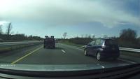 Tai nạn kinh hoàng vì vượt ẩu trên đường