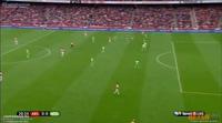 Thắng Wolfsburg, Arsenal giành cúp Emirates Cup
